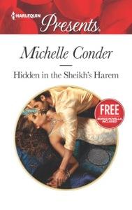 hidden in the sheikhs harem