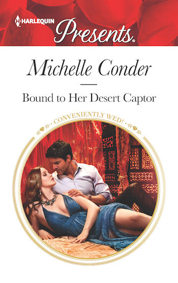Bound to Her Desert Captor by Michelle Conder