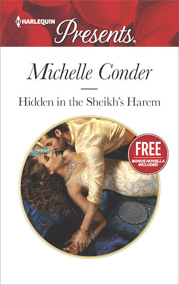 Hidden in the Sheik's Harem by Michelle Conder