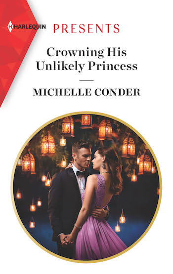 Excerpt: Crowning His Unlikely Princess
